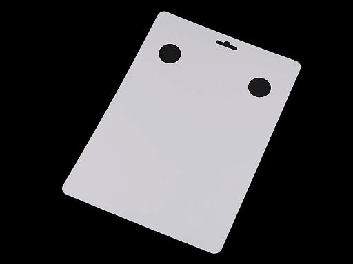 Karta papierowa na chustę / szal 21x29,7 cm