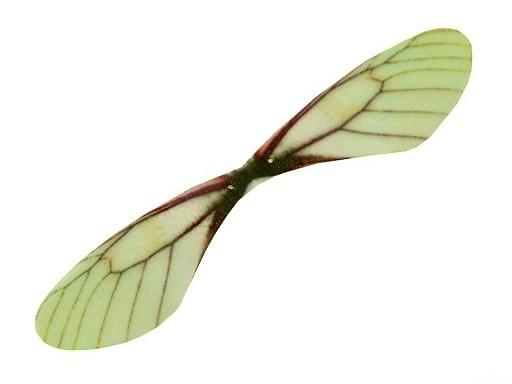 Křídla vážky - polotovar 2x8,8 cm
