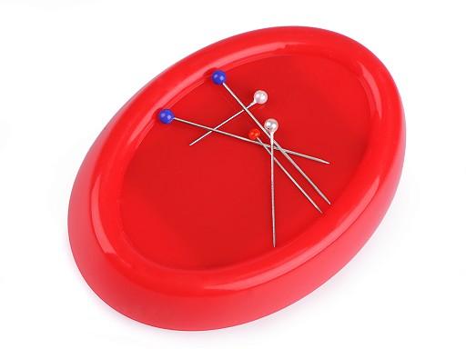 Magnetická podložka na jehly a špendlíky