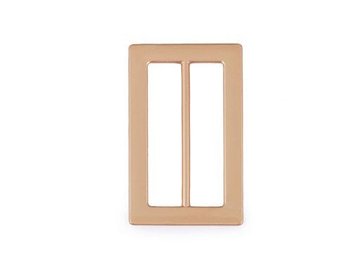 Opasková spona / prievlak mat šírka 30 mm