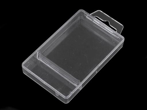 Plastová krabička na zavesenie s eurozávesom