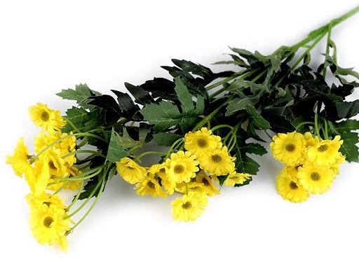 Umělá mini chryzantéma