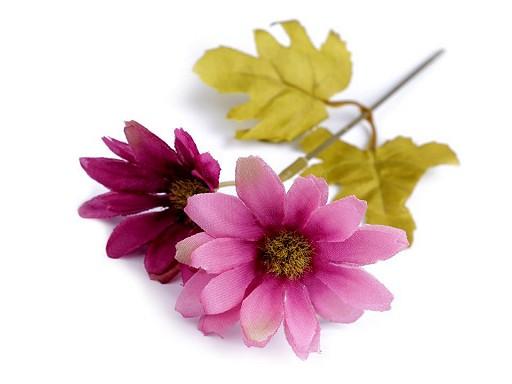 Umělá chryzantéma k aranžování