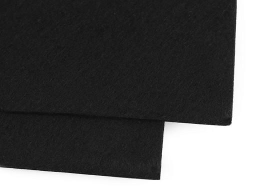 Látková dekorativní plsť / filc 30x40 cm