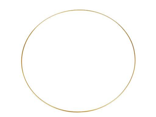 Obręcz metalowa - łapacz snów Ø60 cm