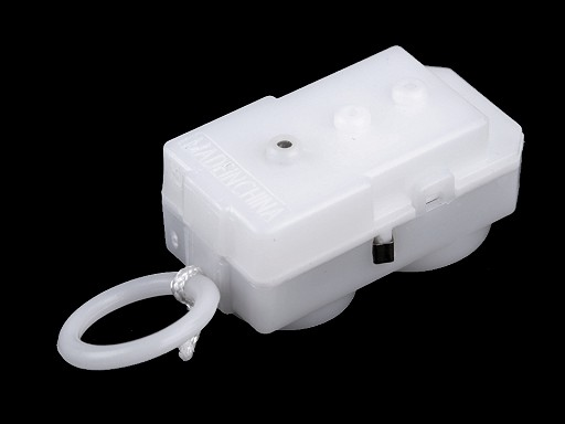 Mechanizm / półprodukt do maskotek / zabawek wibrujący 18x54 mm