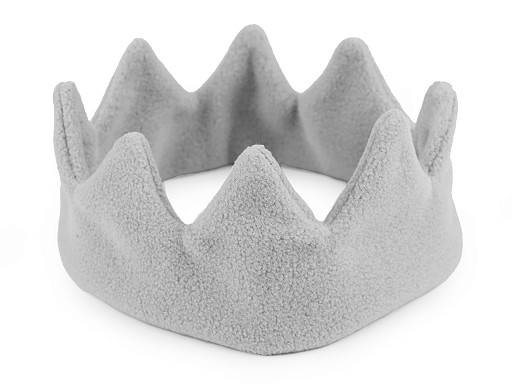 Fleece Crown / Headband for Kids