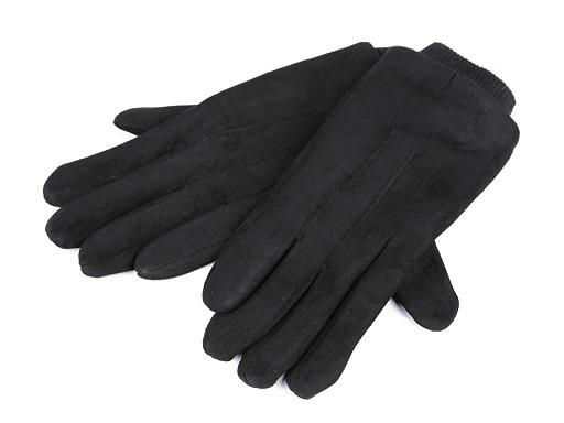 Pánske rukavice s nápletom