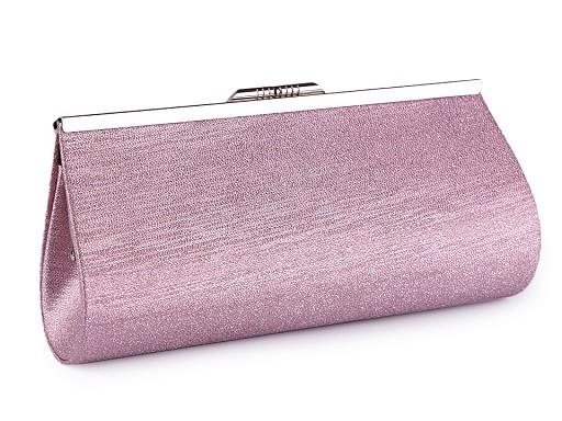Kabelka - lístoček s glitrami