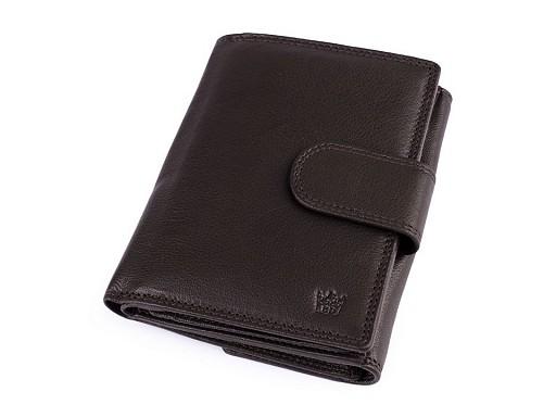 Dámská peněženka kožená v krabičce