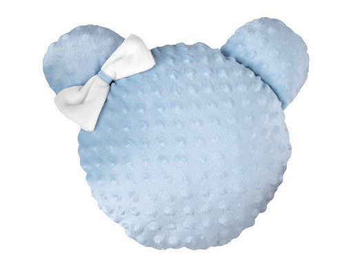 Decorative Mouse Minky Pillow with Insert