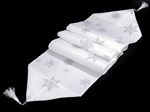 Vánoční běhoun / ubrus 35x180 cm