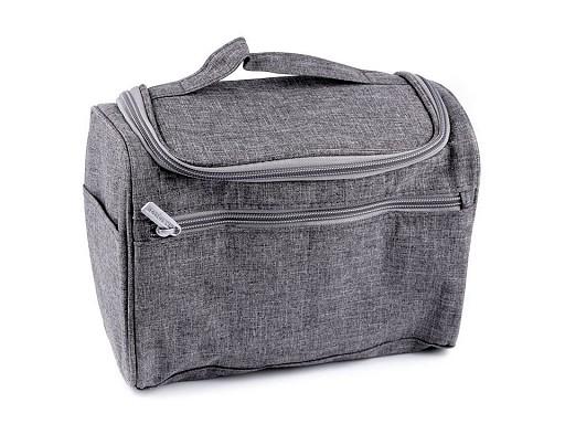 Kosmetická taška / závěsný organizér 18x24 cm