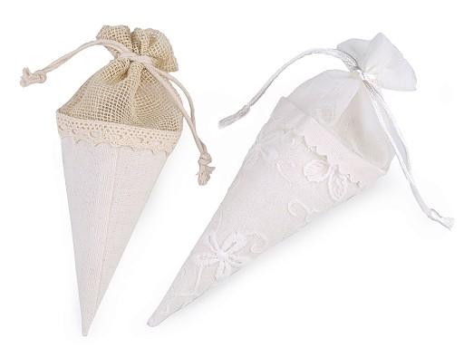 Svatební kornoutek