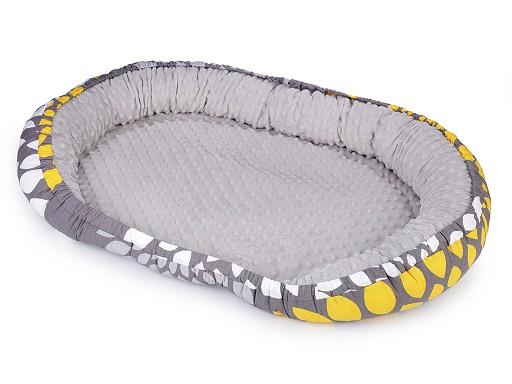 Pelíšek pro psa s protiskluzem 50x75 cm