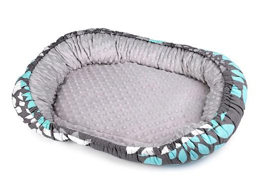 Pelech pre psa s protišmykovou úpravou 45x60 cm