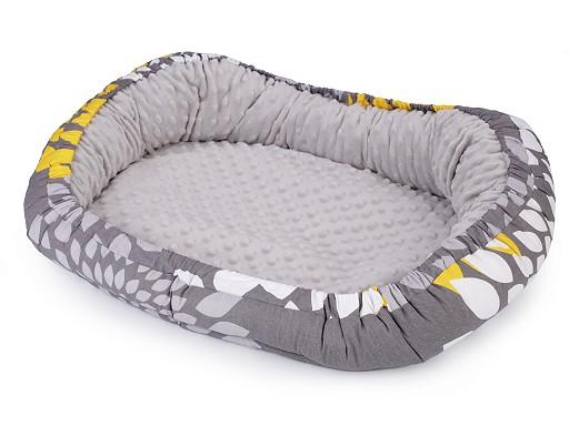 Pelíšek pro psa s protiskluzem 45x60 cm