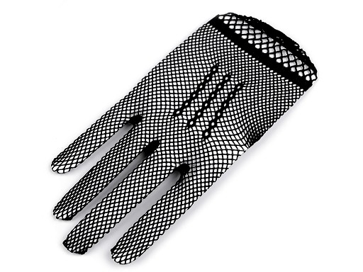 Formal Gloves Mesh / Gothic