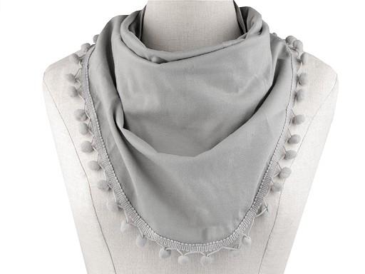 Šátek včetně roušky 2v1