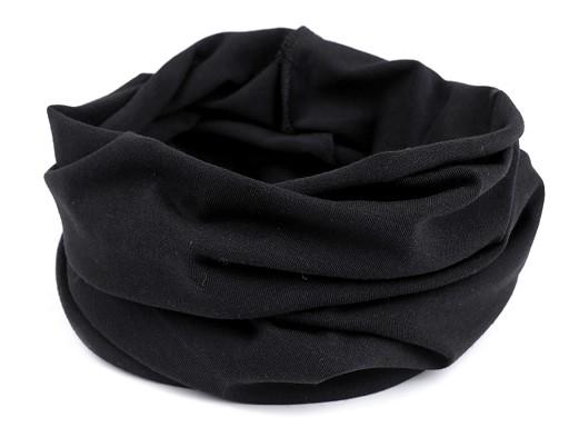 Multifunkční šátek / rouška / nákrčník, pružný