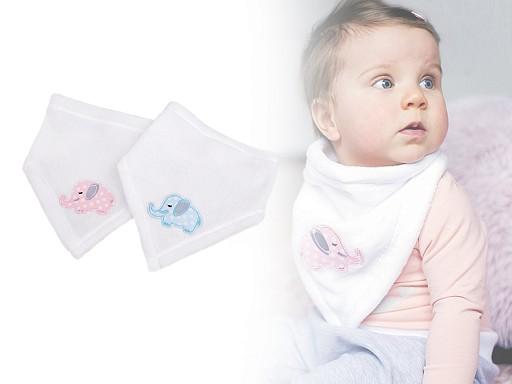 Chusta / szalik dla niemowlaka