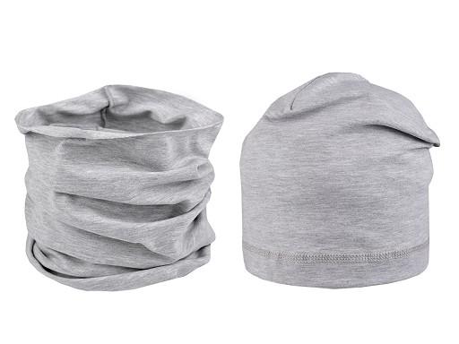 Mütze und Halswärmer Set