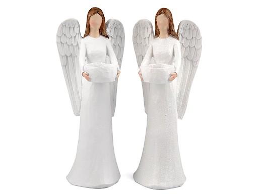 Deko Kerzenständer Engel für eine Teekerze