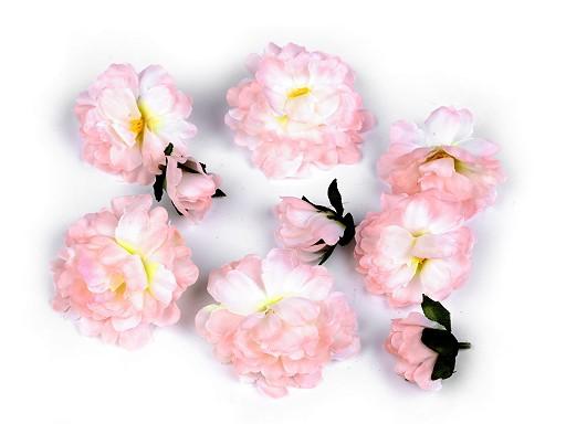 Sztuczny kwiat jabłoni komplet 9 szt.