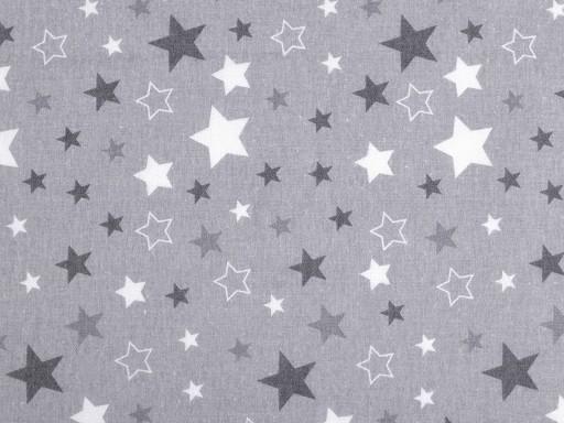 Bavlnený flanel hviezdy