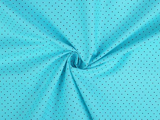 Bavlněná látka mini puntík