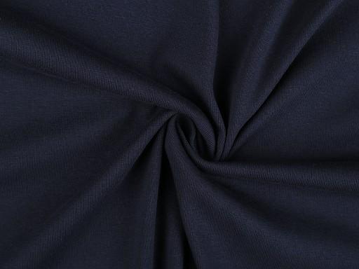 Úplet bavlnený obojlíci jersey