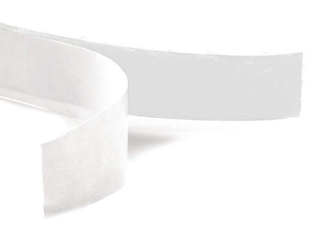 Suchý zips plyš samolepiaci šírka 20 mm