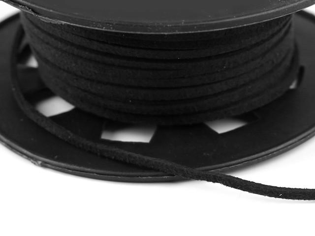 Řemínek imitace kůže šíře 3 mm