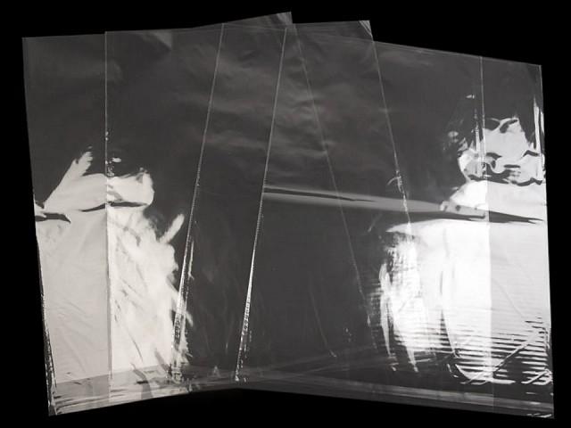 Cellophanbeutel mit Klebestreifen 50x60 cm