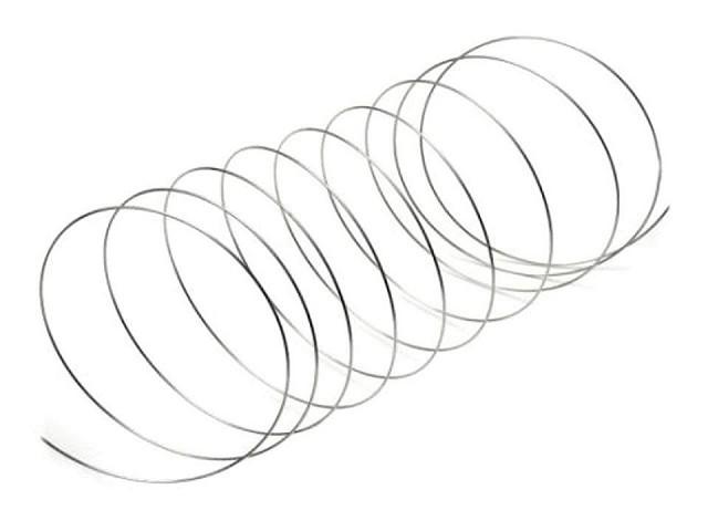 Paměťový drát na náramek Ø5,5 cm