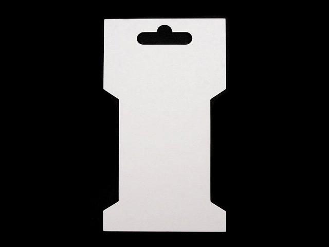 Papír kártyák 6,6x11,5 cm