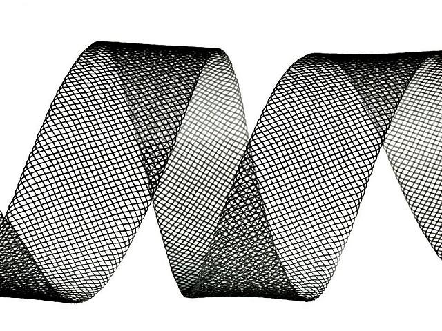 Lószőr krinolin ruhamerevítő, fascinátor készítése szélessége 2,5 cm