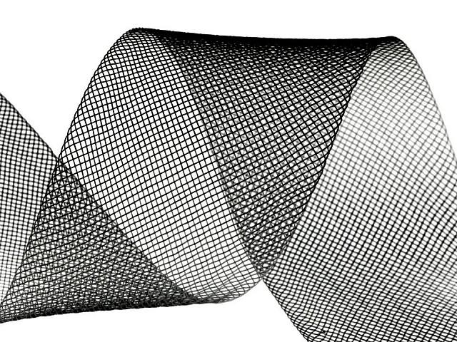 Versteifungsband Crinoline / Tüll fein Breite 4,5 cm