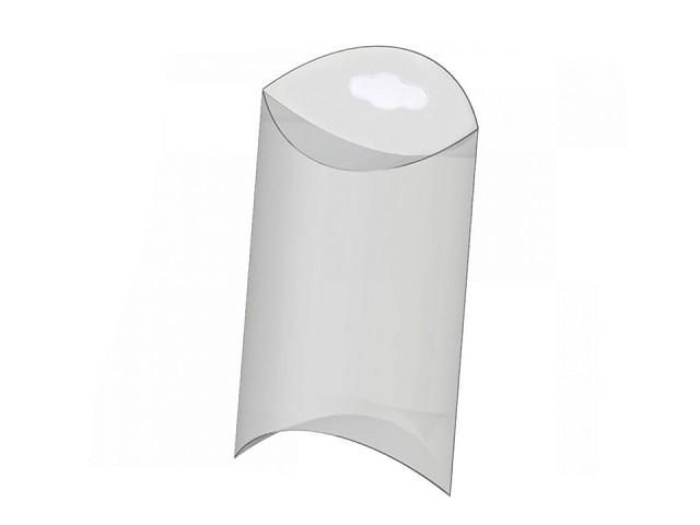 Plastová krabička na zavesenie 5x7 cm