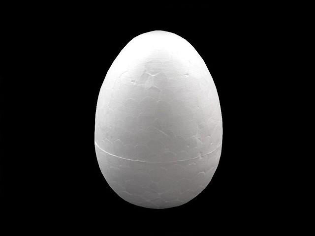 Vajíčko 4,7x6,8 cm polystyrén