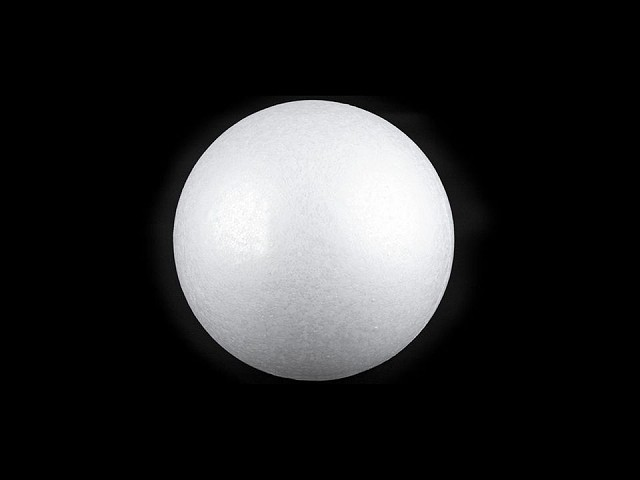Koule Ø7,5 cm polystyren