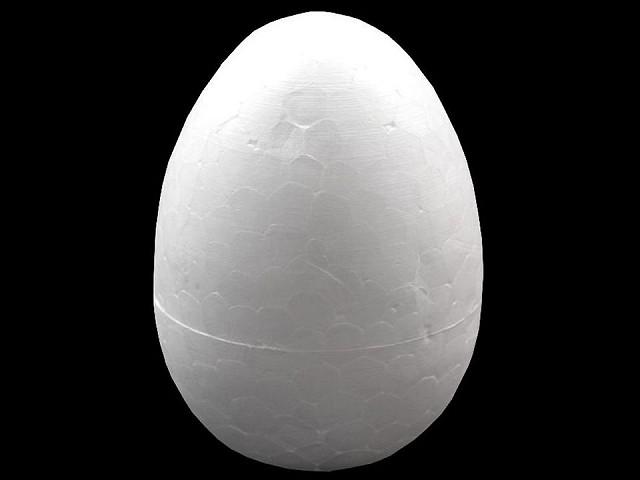 Ouă polistiren, 7x11 cm