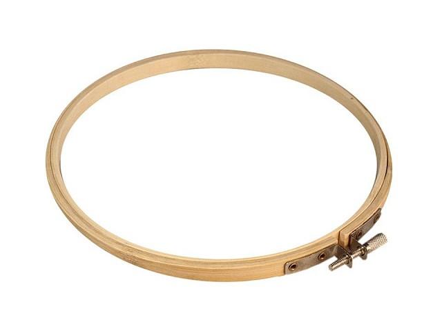 Tamborek bambusowy Ø15 cm