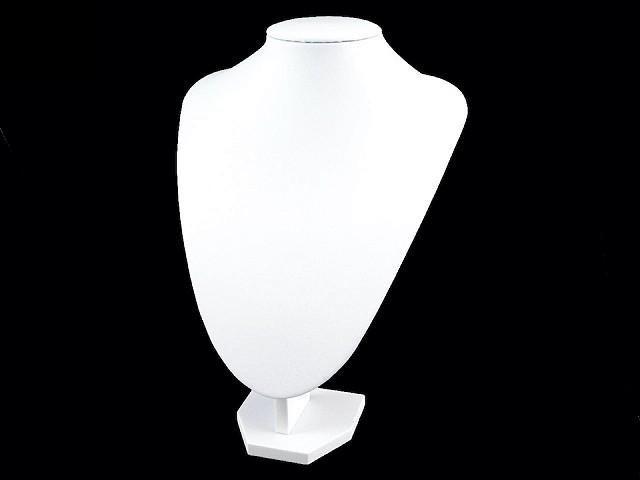 Dekolt dámsky aranžérský 22x28 cm koženka