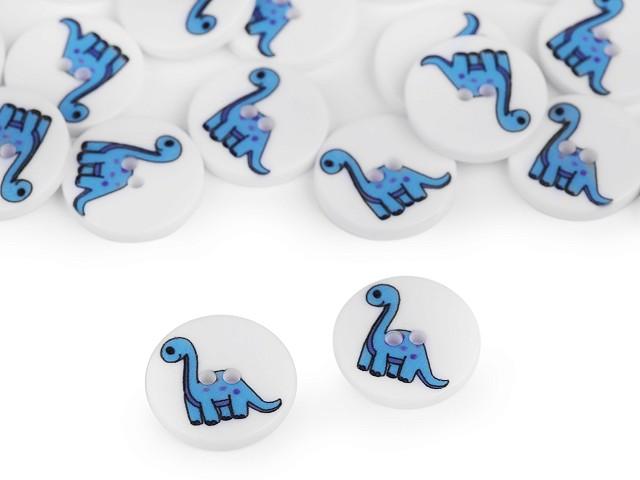 """Gomb gyerek mérete 24"""" dinoszaurusz"""