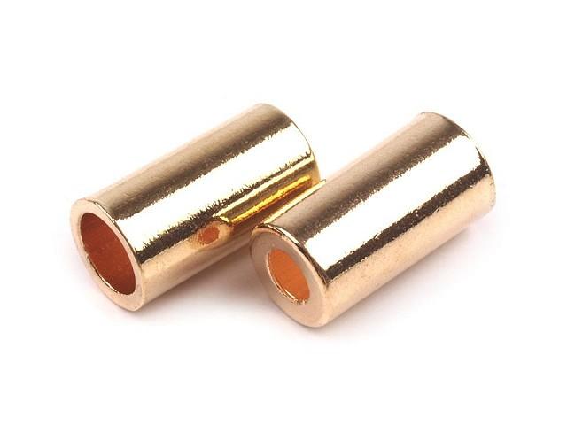 Kovová koncovka Ø3,5 mm,Ø5,5 mm
