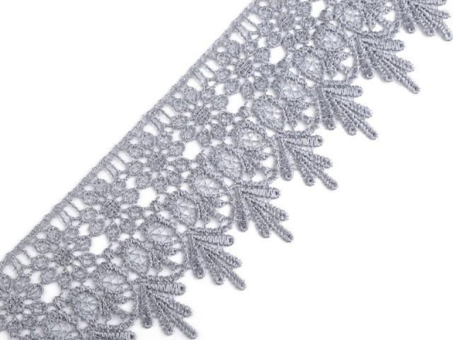 Lace Applique Sewing Trim width 70 mm