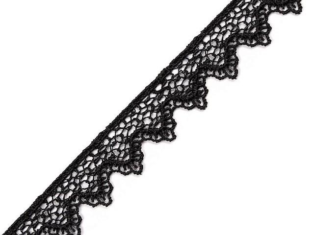Vzdušná čipka šírka 17 mm