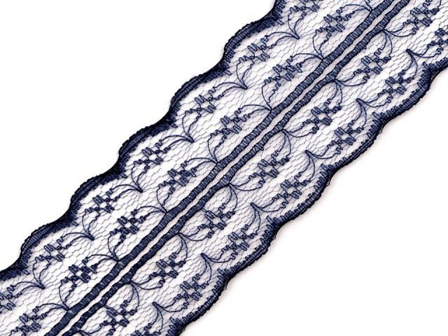 Silonová krajka / vsadka šíře 45 mm
