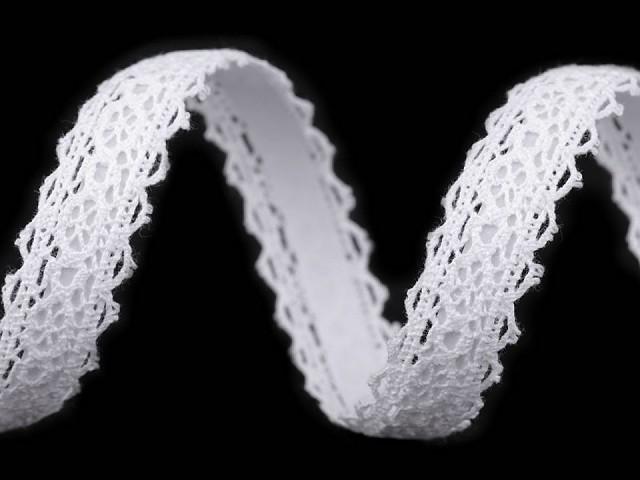 Samolepicí bavlněná krajka šíře 16 mm